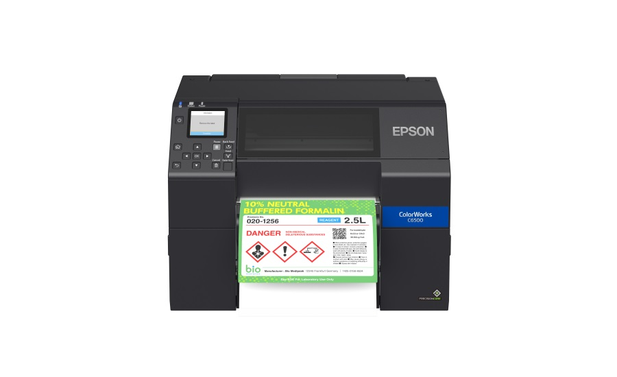 Epson ColorWorks printer