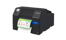 Epson ColorWorks C6000-Series Label Printers for F&B Now Available