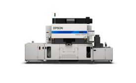 Epson's New UV Digital Label Press, SurePress L-6534VW Now Available