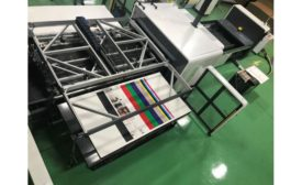 Sutherland Packaging New HP Corrugated Press