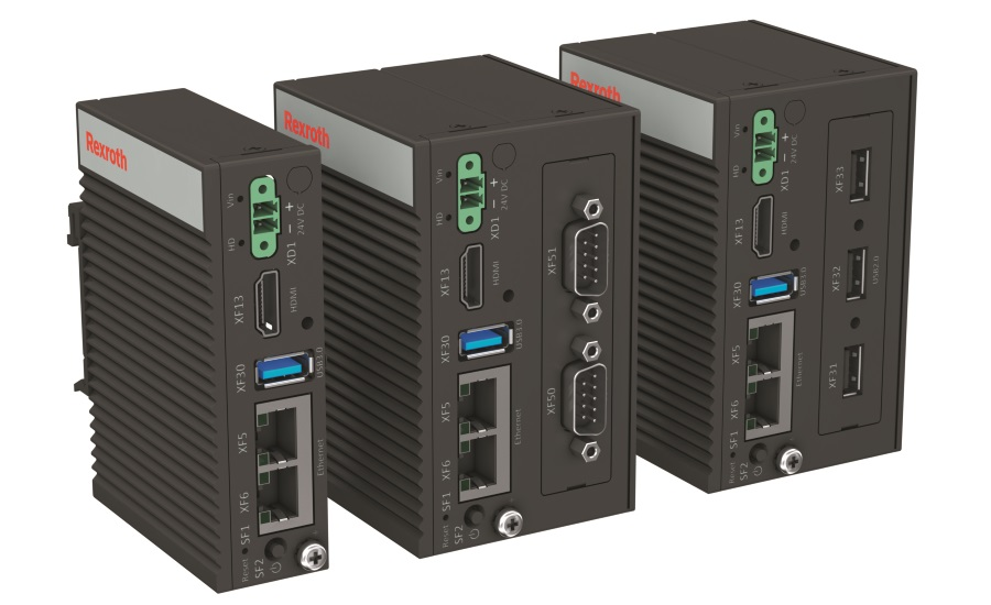 Bosch Rexroth's IoT Gateway V2: smart software and hardware for the