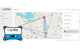 SpotSee SpotBot temperature enhancement technology
