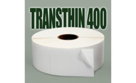Transthin 400 labels, Weber Packaging