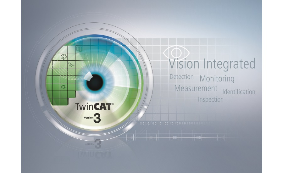 Beckhoff Automation TwinCat Vision Software