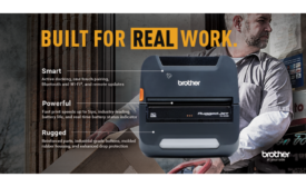 Brother Mobile Intros Revolutionary Mobile Printer