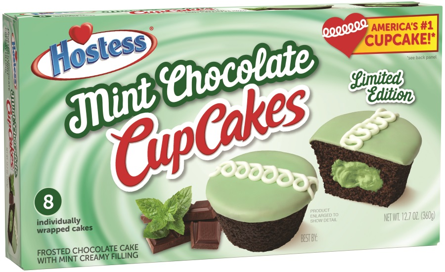 Hostess Brands limited edition CupCakes