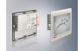 Beckhoff Automation entry-level touch panels