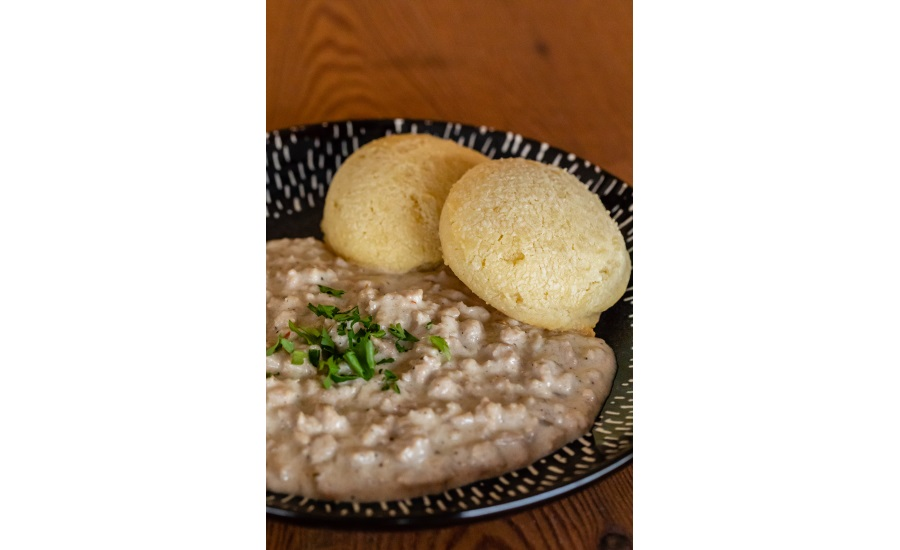 biscuits and grits