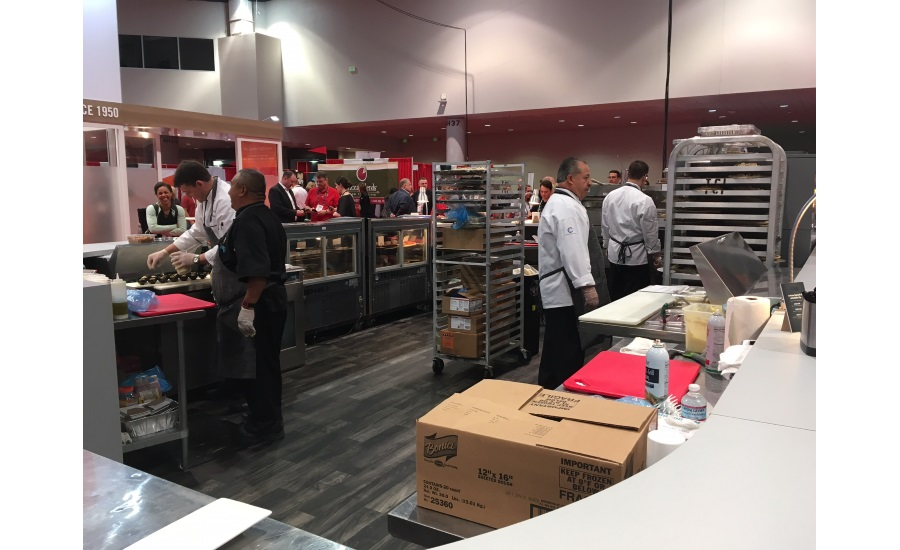 Pizza Expo 2017, Vegas
