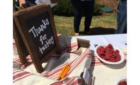 raspberry harvest tour
