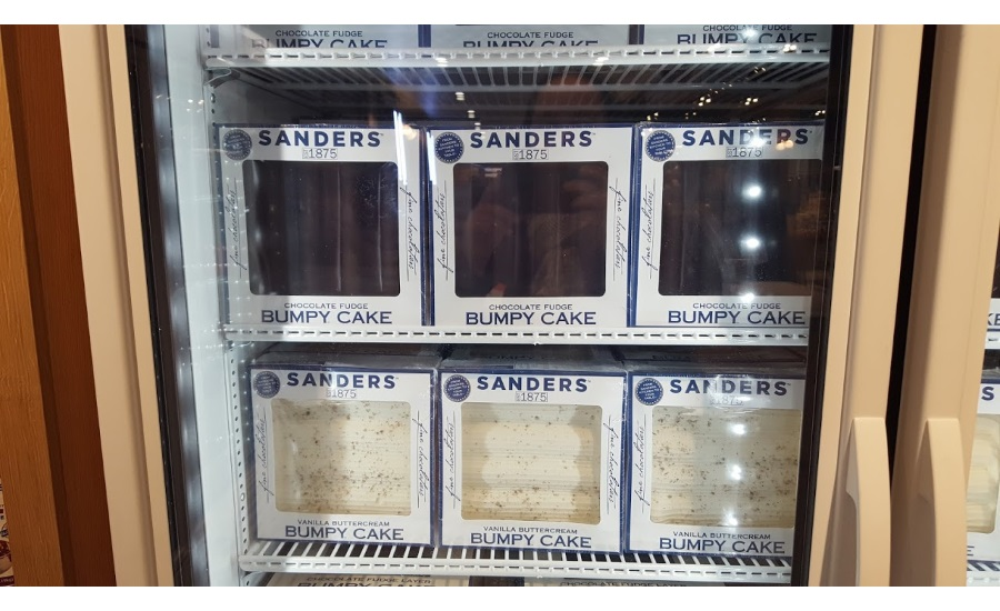 Sanders grand re-opening, Clinton Twp.