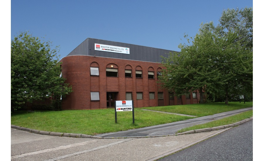 Bunting Magnetics acquisition