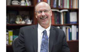 St. Boniface Hospital Executive Director of Research Dr. Grant Pierce