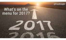 2017 food trends