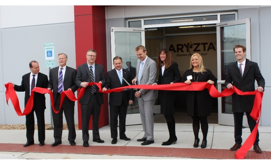 Aryzta Celebrates Opening Of Distribution Center 2016 12 02 Snack And Bakery