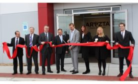 ARYZTA opens distribution center