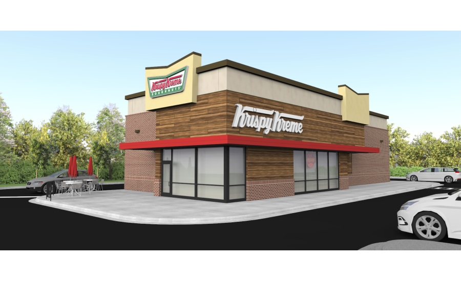 After closing all Chicago area locations except one, Krispy Kreme is coming back with eight new locations in the city and surrounding suburbs, the doughnut chain announced Tuesday.