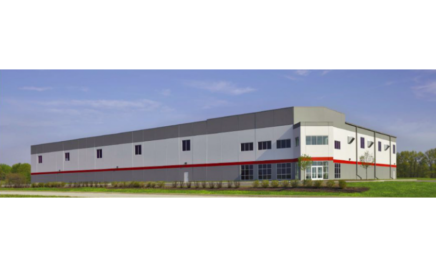 Pretzels Inc. new facility, Bluffton, Indiana