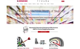 Rovema North America new website
