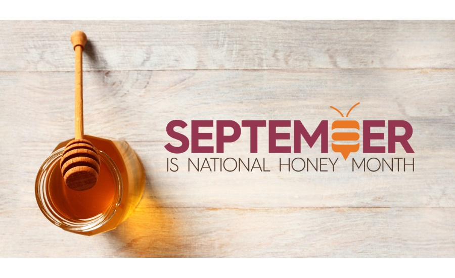 National Honey Month 2017