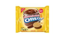 OREO Chocolate Hazelnut cookie