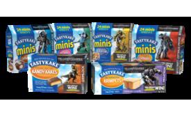 Tastykake partners with Transformers