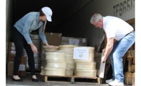 Wisconsin Cheese donates to Hurricane Harvey relief effort