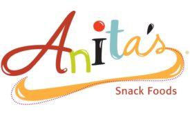Anitas Snacks logo - new 2018