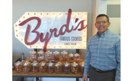 Mark Paradiso, Byrd Cookie Company