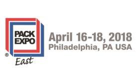 PACK EXPO East logo 2018
