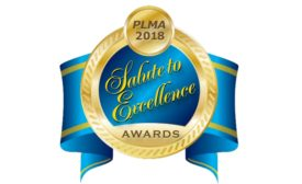 PLMA 2018 awards logo