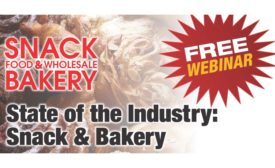 State of the Industry bakery and snacks webinar