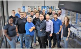 New training program for Schubert's North American service team ensures greater line availability