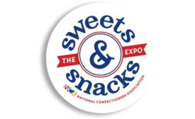 2020 Sweets & Snacks expo logo