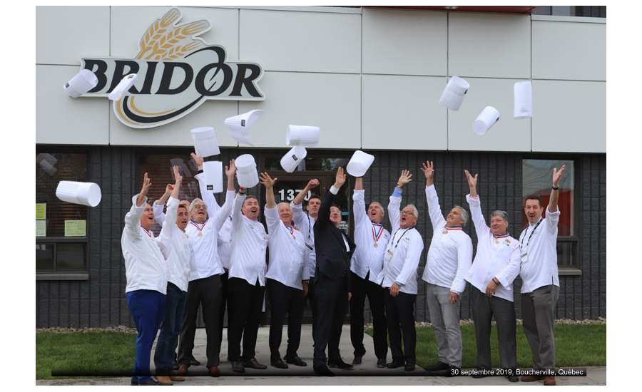 Bridor celebrates its 35th anniversary by investing $200 million in its Boucherville (Canada) and Vineland (U.S.) production plants
