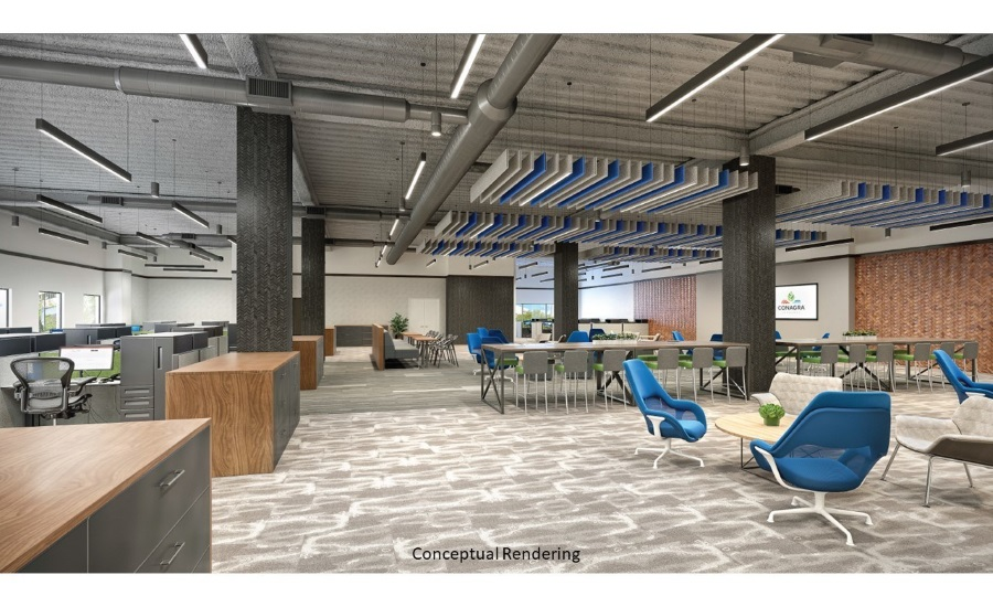 Conagra Brands Announces Plans To Build New Innovation Center In Chicago
