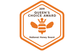 National Honey Board inaugural Queens Choice Award