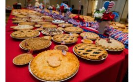 Nations Best Pie Makers/Recipes Announced at 25th Annual National Pie Championships