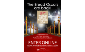 American Bakers Association to celebrate the best American Bread Bakers at the 2019 Tiptree World Bread Awards