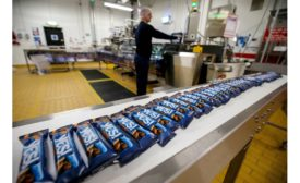 Nestlé launches YES! snack bars in recyclable paper wrapper
