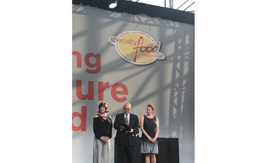 RW GARCIA FOUNDERS INDUCTED INTO SPECIALTY FOOD ASSOCIATION'S 2019 HALL OF FAME