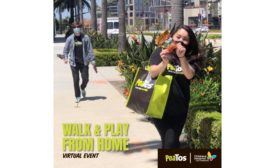 PeaTos brings snacks and smiles to Childrens Hospital Los Angeles Virtual Walk and Play L.A. event
