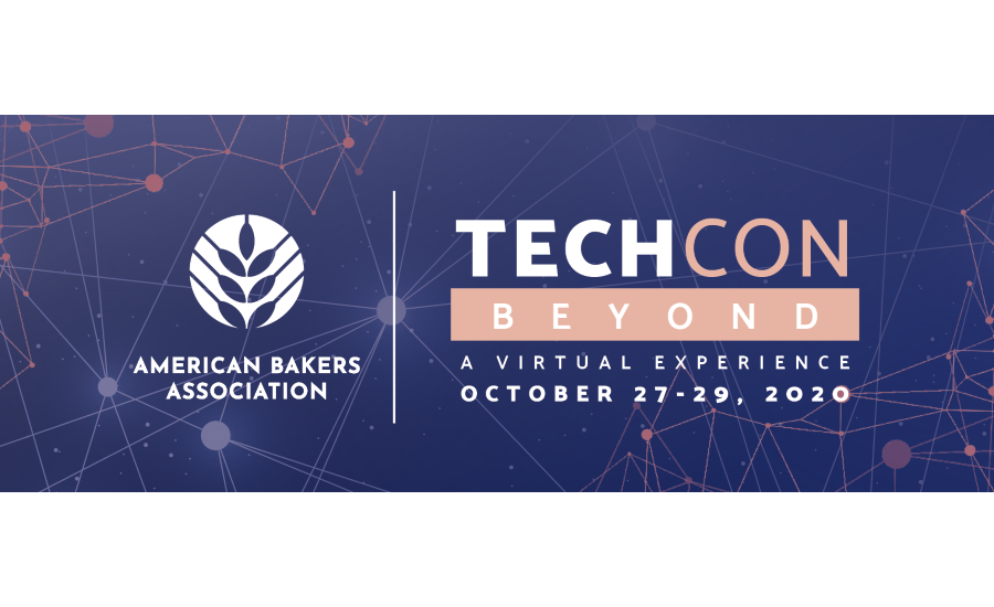 The American Bakers Association announces that 2020 Technical Conference will be virtual with ABA TechCon Beyond