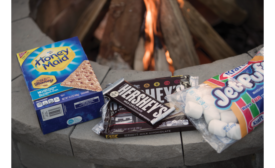Hersheys, Jet-Puffed, Honey Maid team up to launch Smores Gives Back