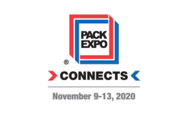 PACK EXPO Connects live and ready for business