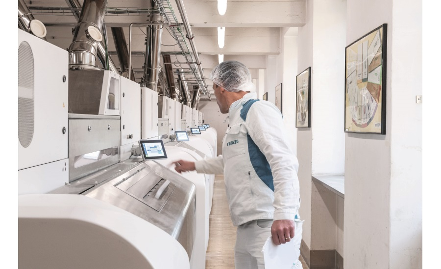 Bühler launches fully integrated, digitalized, easy-to-use and safe grinding solution