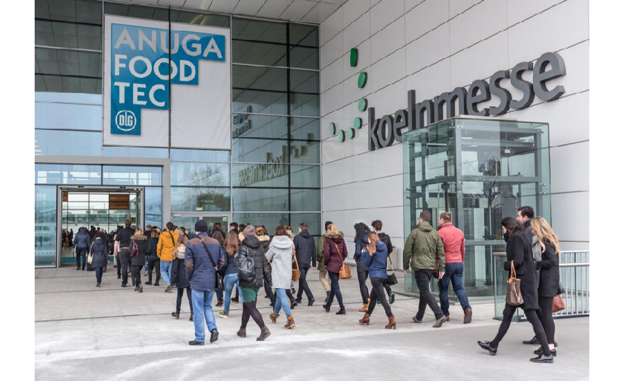 Anuga FoodTec postponed to April 2022 due to COVID-19 pandemic