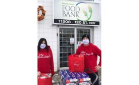 Kellogg employees on six continents feed people in need for World Food Day