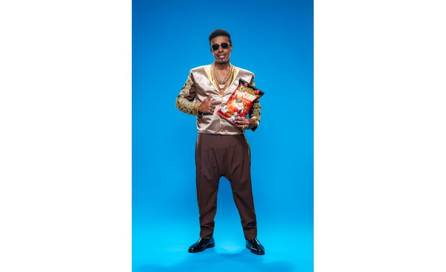 CHEETOS SUPER BOWL AD TEASER: MC Hammer is at it again!