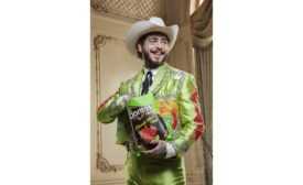 Post Malone + Doritos Get Flamin' Hot with a Twist at the 2020 Grammys